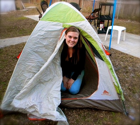 From bethanybernard.theworldrace.org. Kelty Grand Mesa two person Tent ...  sc 1 st  Bethany Bernard - The World Race & My Pre-Race Packing Blog
